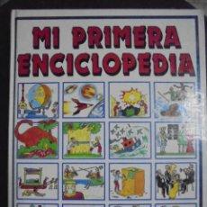 Enciclopedias de segunda mano: MI PRIMERA ENCICLOPEDIA. SUSAETA. 1989. JANE ELLIOTT Y COLIN KING.. Lote 246467975