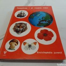 Enciclopedias de segunda mano: NOSALTRES I AL NOSTRE MÓN. Lote 246498280