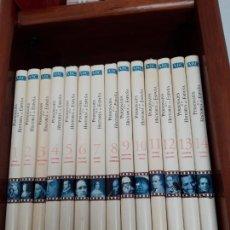 Enciclopedias de segunda mano: ENCICLOPEDIA PERSONAJES DE LA HISTORIA DE ESPAÑA (14 TOMOS) ESPASA. Lote 246540495