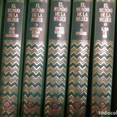 Enciclopedias de segunda mano: ENCICLOPEDIA EL MUNDO DE LA MUJER-7 VOLUMENES-COMPLETA -PLAZA&JANES. Lote 246855355