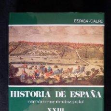 Enciclopedias de segunda mano: HISTORIA DE ESPAÑA R. MENÉNDEZ PIDAL. TOMO XXIII. LA CRISIS DEL SIGLO XVII. ESPASA CALPE. 1992-93. Lote 247045960