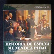 Livros em segunda mão: HISTORIA DE ESPAÑA R. MENÉNDEZ PIDAL. TOMO XLII. LA TRANSICIÓN A LA DEMOCRACIA. ESPASA CALPE. PRECIN. Lote 247050040