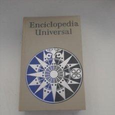 Enciclopedias de segunda mano: ENCICLOPEDIA UNIVERSAL. Lote 249414745