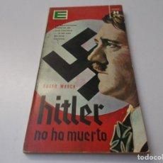 Enciclopedias de segunda mano: ENCICLOPEDIA POPULAR ILUSTRADA HITLER NO HA MUERTO. Lote 251322895