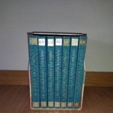 Enciclopedias de segunda mano: MI PEQUEÑA ENCICLOPEDIA (EDITADO POR PLAZA & JANES EN 1975) · 7 TOMOS. Lote 252766155