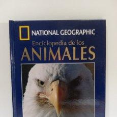 Enciclopedias de segunda mano: NATIONAL GEOGRAPHIC - ENCICLOPEDIA DE LOS ANIMALES - AVES 1. Lote 253699515