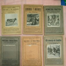 Enciclopedias de segunda mano: PEQUEÑA ENCICLOPEDIA PRÁCTICA. 11 CUADERNOS, VER FOTOS. Lote 253788510