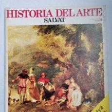 Enciclopedias de segunda mano: HISTORIA DEL ARTE SALVAT FASCÍCULO 2. Lote 254949985