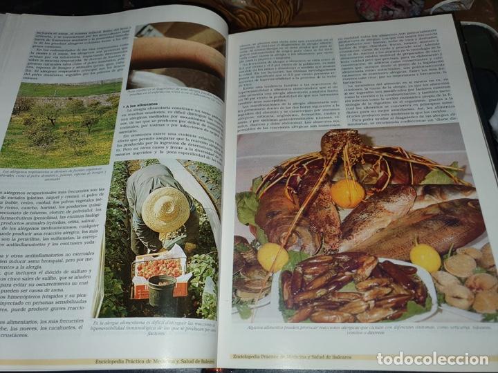 Enciclopedias de segunda mano: Vendo enciclopedia práctica de medicina y salud de baleares - Foto 4 - 255012645