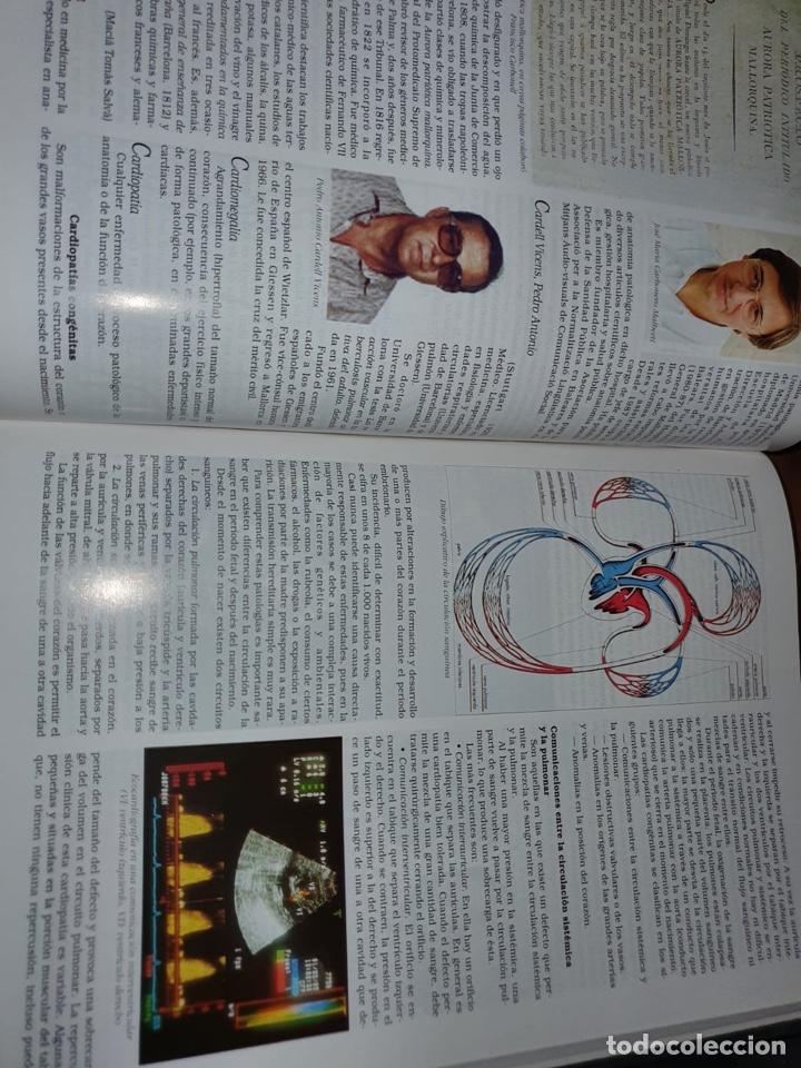 Enciclopedias de segunda mano: Vendo enciclopedia práctica de medicina y salud de baleares - Foto 7 - 255012645