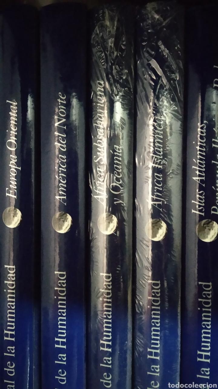 Enciclopedias de segunda mano: COLECCIÓN PATRIMONIO MUNDIAL DE LA HUMANIDAD 10 TOMOS - Foto 4 - 255410055