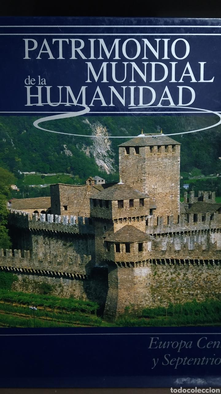 Enciclopedias de segunda mano: COLECCIÓN PATRIMONIO MUNDIAL DE LA HUMANIDAD 10 TOMOS - Foto 5 - 255410055