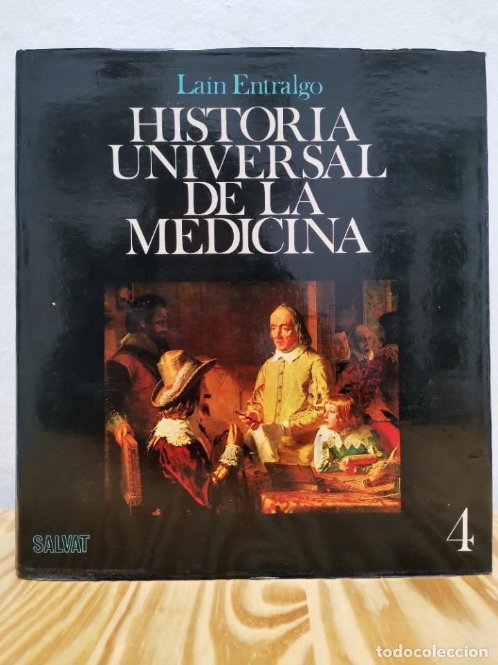 Enciclopedias de segunda mano: Historia Universal de la Medicina. Pedro Laín Entralgo. Salvat, 1976. 5 Tomos (completa). Médicos - Foto 5 - 257534645