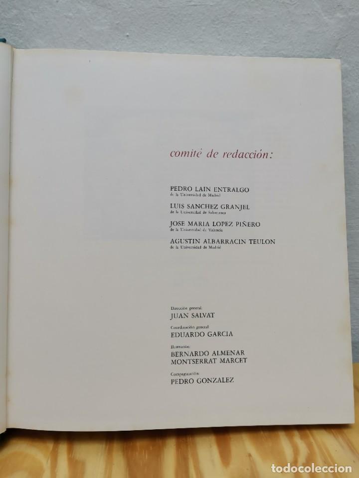 Enciclopedias de segunda mano: Historia Universal de la Medicina. Pedro Laín Entralgo. Salvat, 1976. 5 Tomos (completa). Médicos - Foto 8 - 257534645