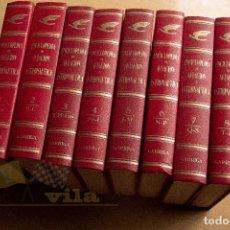 Livres d'occasion: ENCICLOPEDIA DE AVIACIÓN Y ASTRONAUTICA -VOLUMENES DEL 1 AL 8 - EDICIONES GARRIGA. Lote 258940515