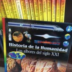 Enciclopedias de segunda mano: HISTORIA DE LA HUMANIDAD 20 TOMOS - LAROUSSE-PLANETA DE AGOSTINI. Lote 259249635