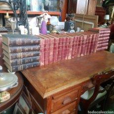 Enciclopedias de segunda mano: DICCIONARIO ENCICLOPEDICO HISPANO AMERICANO MONTANER Y SIMON COMPLETA 1887 - 1898 CON 5 APÉNDICES. Lote 259760705