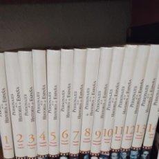Enciclopedias de segunda mano: PERSONAJES DE LA HISTORIA DE ESPAÑA. Lote 261857015