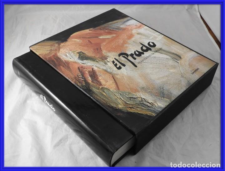 LIBRO DEL MUSEO DEL PRADO COLECCIONES DE PINTURA EDIT. LUNWERG (Libros de Segunda Mano - Enciclopedias)