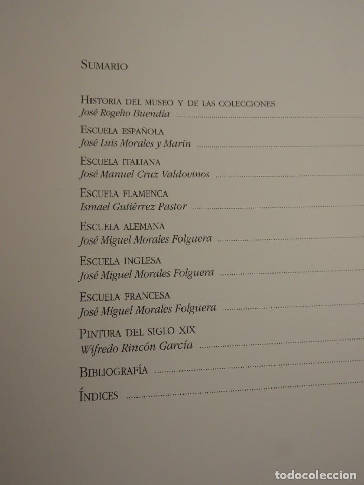 Enciclopedias de segunda mano: LIBRO DEL MUSEO DEL PRADO COLECCIONES DE PINTURA EDIT. LUNWERG - Foto 3 - 261895385