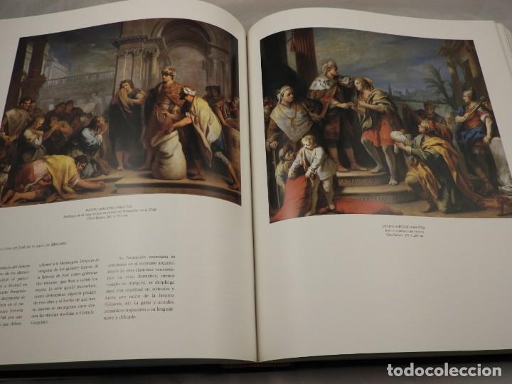 Enciclopedias de segunda mano: LIBRO DEL MUSEO DEL PRADO COLECCIONES DE PINTURA EDIT. LUNWERG - Foto 7 - 261895385