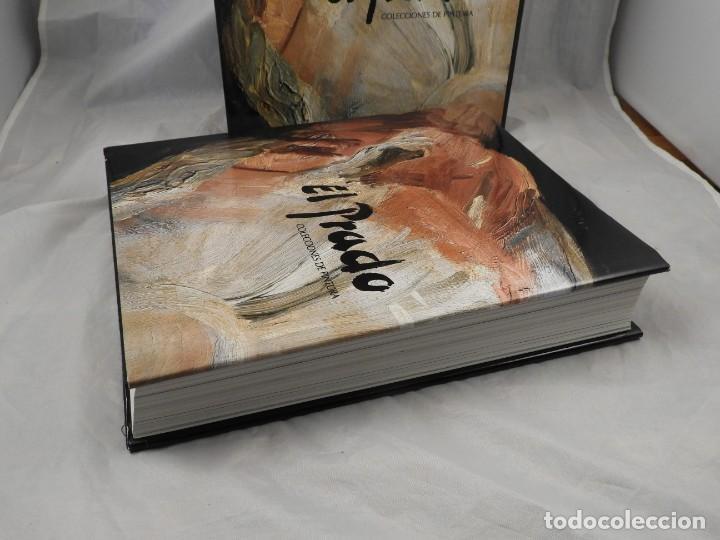 Enciclopedias de segunda mano: LIBRO DEL MUSEO DEL PRADO COLECCIONES DE PINTURA EDIT. LUNWERG - Foto 9 - 261895385