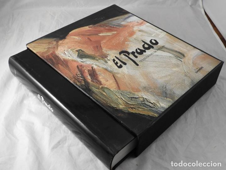 Enciclopedias de segunda mano: LIBRO DEL MUSEO DEL PRADO COLECCIONES DE PINTURA EDIT. LUNWERG - Foto 10 - 261895385