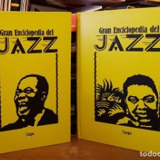 Libri di seconda mano: GRAN ENCICLOPEDIA DEL JAZZ 2 TOMOS. Lote 262434685