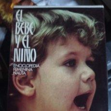 Enciclopedias de segunda mano: ENCICLOPEDIA FEMENINA NAUTA 6 TOMOS 1969. Lote 262648155