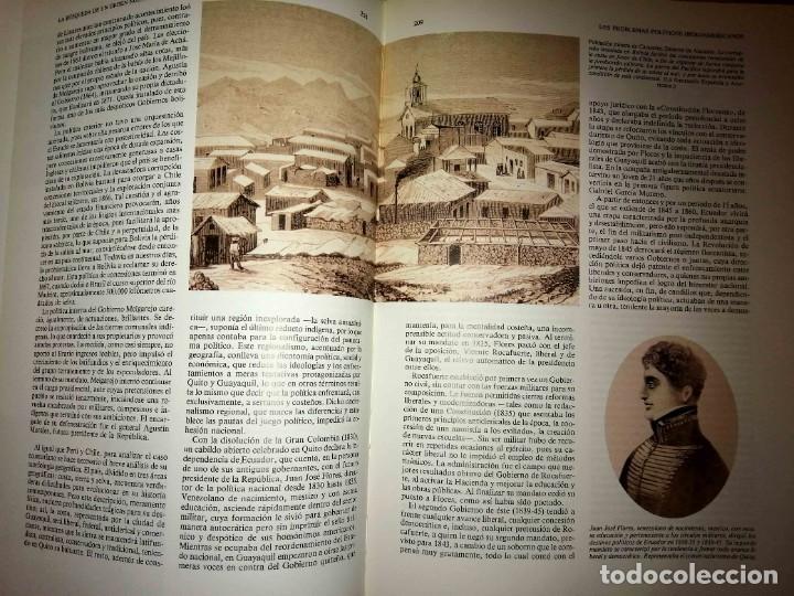 Enciclopedias de segunda mano: Historia general de España y América Tomo XV Reformismo y progreso en América (1840-1905) - Foto 4 - 264532199