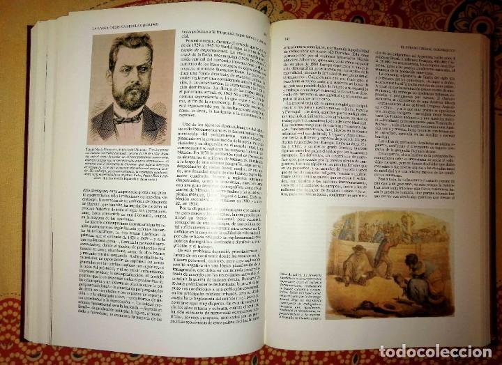 Enciclopedias de segunda mano: Historia general de España y América Tomo XV Reformismo y progreso en América (1840-1905) - Foto 5 - 264532199