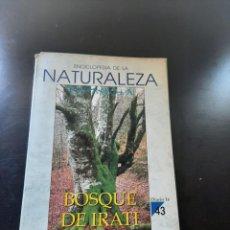 Enciclopedias de segunda mano: ENCICLOPEDIA DE LA NATURALEZA ESPAÑOLA. Lote 265393194