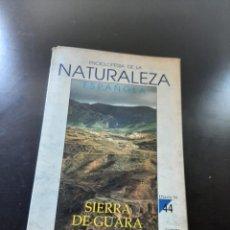 Enciclopedias de segunda mano: ENCICLOPEDIA DE LA NATURALEZA ESPAÑOLA. Lote 265393199