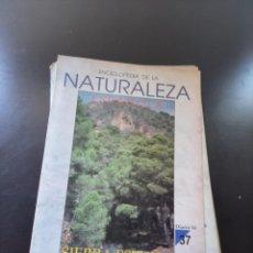 Enciclopedias de segunda mano: ENCICLOPEDIA DE LA NATURALEZA ESPAÑOLA. Lote 265393204