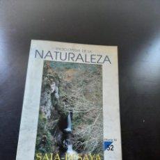 Enciclopedias de segunda mano: ENCICLOPEDIA DE LA NATURALEZA ESPAÑOLA. Lote 265393224