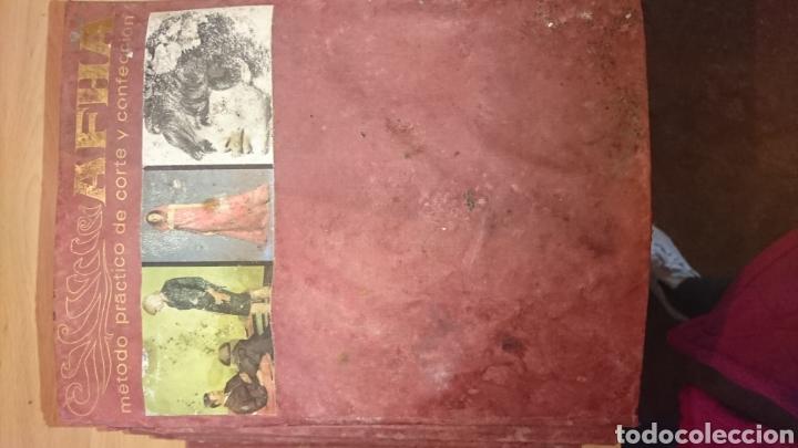 Enciclopedias de segunda mano: Viejos libros, 5 tomos, corte y confección, afha, edición 1971,ver fotos - Foto 4 - 265467929