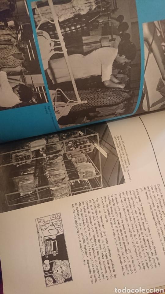 Enciclopedias de segunda mano: Viejos libros, 5 tomos, corte y confección, afha, edición 1971,ver fotos - Foto 9 - 265467929