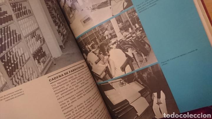 Enciclopedias de segunda mano: Viejos libros, 5 tomos, corte y confección, afha, edición 1971,ver fotos - Foto 10 - 265467929