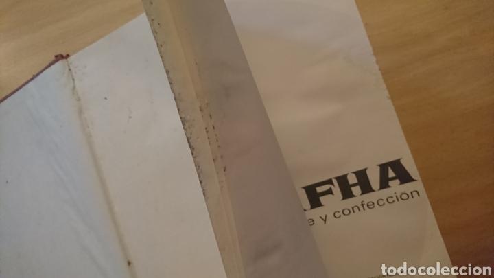 Enciclopedias de segunda mano: Viejos libros, 5 tomos, corte y confección, afha, edición 1971,ver fotos - Foto 12 - 265467929