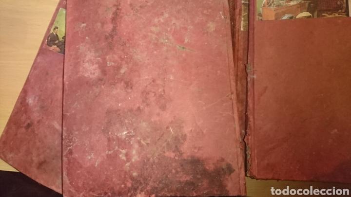 Enciclopedias de segunda mano: Viejos libros, 5 tomos, corte y confección, afha, edición 1971,ver fotos - Foto 17 - 265467929