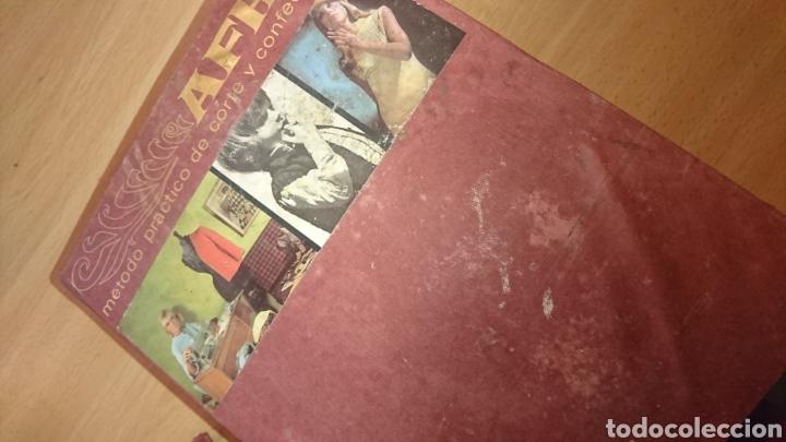 Enciclopedias de segunda mano: Viejos libros, 5 tomos, corte y confección, afha, edición 1971,ver fotos - Foto 18 - 265467929