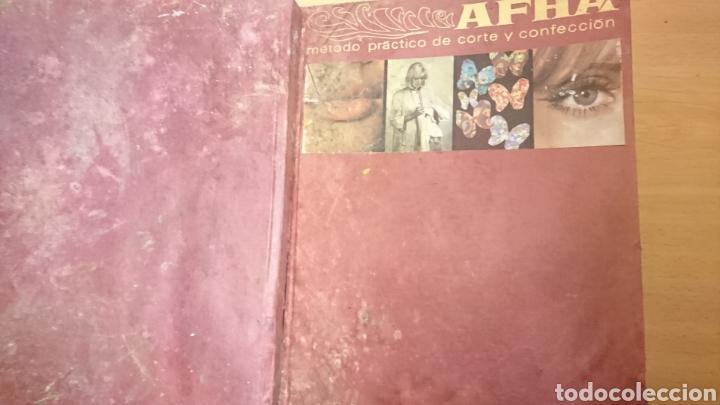 Enciclopedias de segunda mano: Viejos libros, 5 tomos, corte y confección, afha, edición 1971,ver fotos - Foto 22 - 265467929