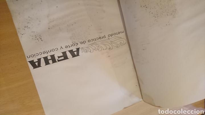 Enciclopedias de segunda mano: Viejos libros, 5 tomos, corte y confección, afha, edición 1971,ver fotos - Foto 24 - 265467929
