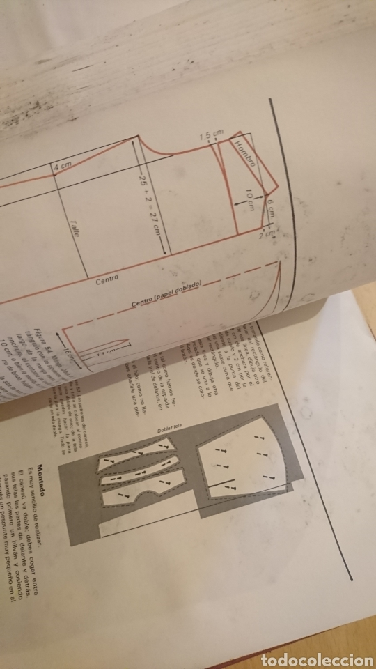 Enciclopedias de segunda mano: Viejos libros, 5 tomos, corte y confección, afha, edición 1971,ver fotos - Foto 25 - 265467929