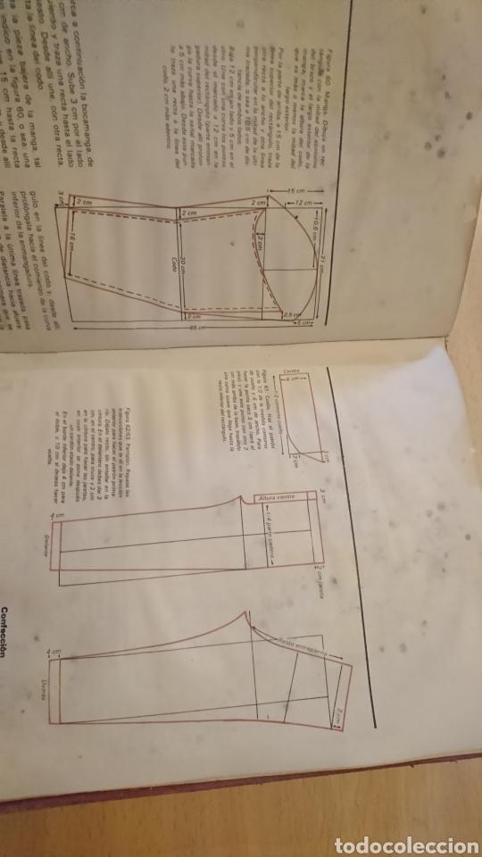 Enciclopedias de segunda mano: Viejos libros, 5 tomos, corte y confección, afha, edición 1971,ver fotos - Foto 27 - 265467929