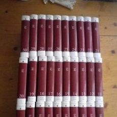 Enciclopedias de segunda mano: ENCICLOPEDIA ESPASA CALPE 30 TOMOS. Lote 265475229