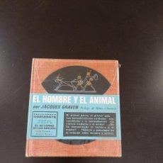 Enciclopedias de segunda mano: EL HOMBRE Y EL ANIMAL. Lote 265866839