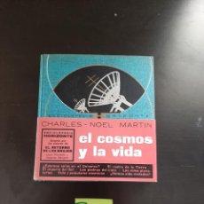 Enciclopedias de segunda mano: EL COSMOS Y LA VIDA. Lote 265866849