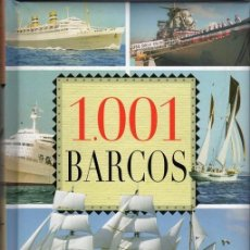 Enciclopedias de segunda mano: 1001 BARCOS. SERVILIBRO. MARCIAL GAMBOA PEREZ-PRADO.. Lote 266226238