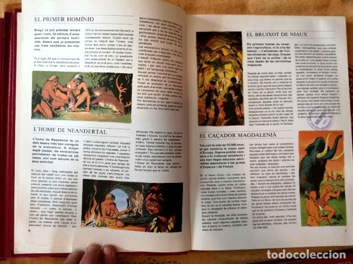 Enciclopedias de segunda mano: Nova enciclopèdia per a la joventut Ho sé tot sobre… 6 tomos Argos Vergara - Foto 6 - 266771274